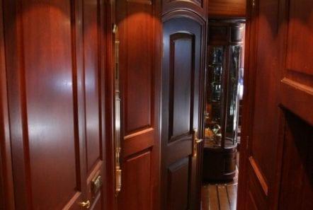 prince motor sailer hall -  Valef Yachts Chartering - 0899