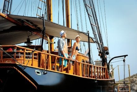 prince motor sailer side -  Valef Yachts Chartering - 0891