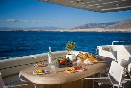 dilias motor yacht aft min -  Valef Yachts Chartering - 0775