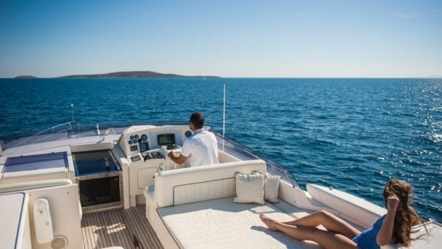 dilias motor yacht fly deck (1) min -  Valef Yachts Chartering - 0772