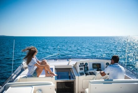 dilias motor yacht fly deck (2) min -  Valef Yachts Chartering - 0783