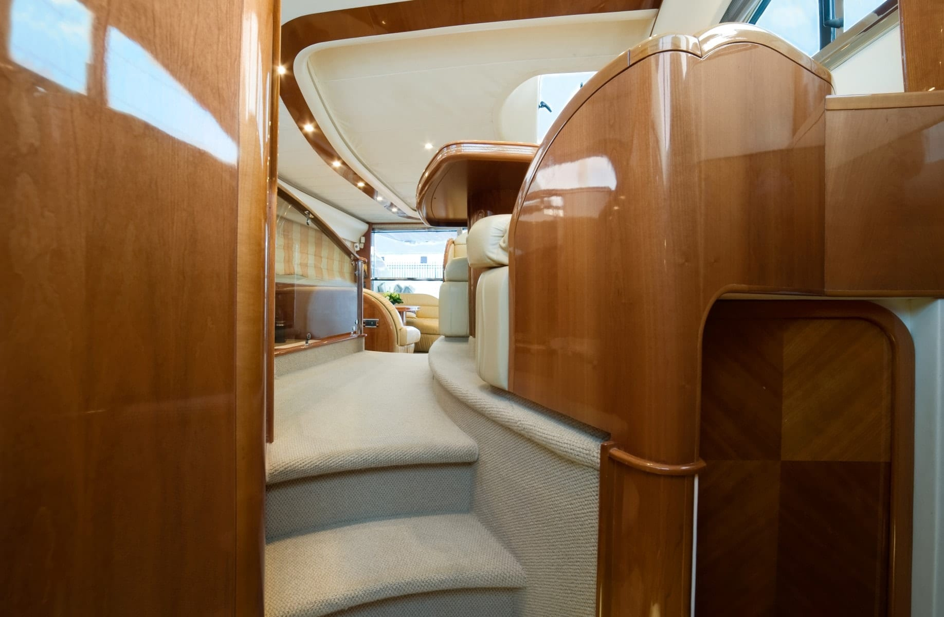 fast break motor yacht hall min -  Valef Yachts Chartering - 0865