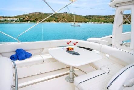 fast break motor yacht sundeck (1) min -  Valef Yachts Chartering - 0855