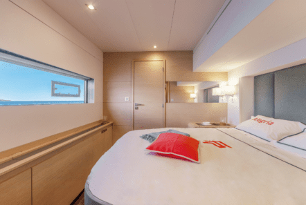 number one catamaran cabins (2) -  Valef Yachts Chartering - 0791