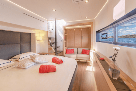 number one catamaran cabins (3) -  Valef Yachts Chartering - 0790