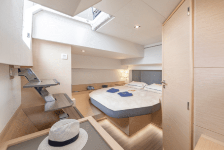 number one catamaran cabins (4) -  Valef Yachts Chartering - 0793