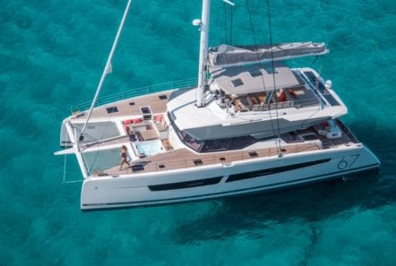 number one catamaran exterior (2) min -  Valef Yachts Chartering - 0797