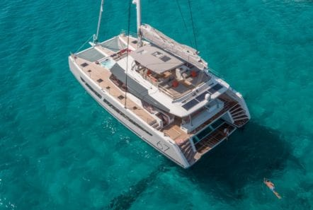 number one catamaran exterior (3) min -  Valef Yachts Chartering - 0796