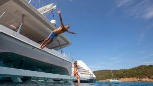 number one catamaran fun min -  Valef Yachts Chartering - 0825