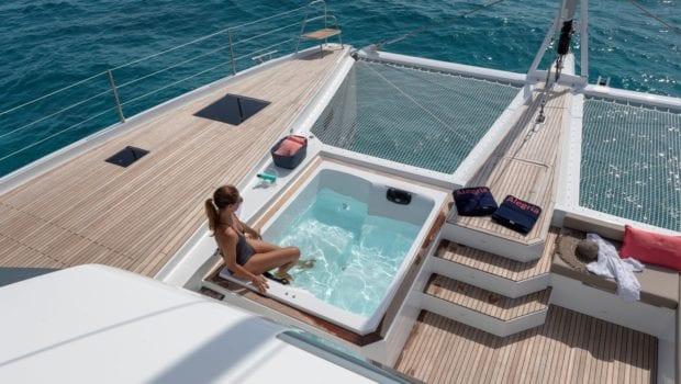 number one catamaran whirlpool min -  Valef Yachts Chartering - 0807