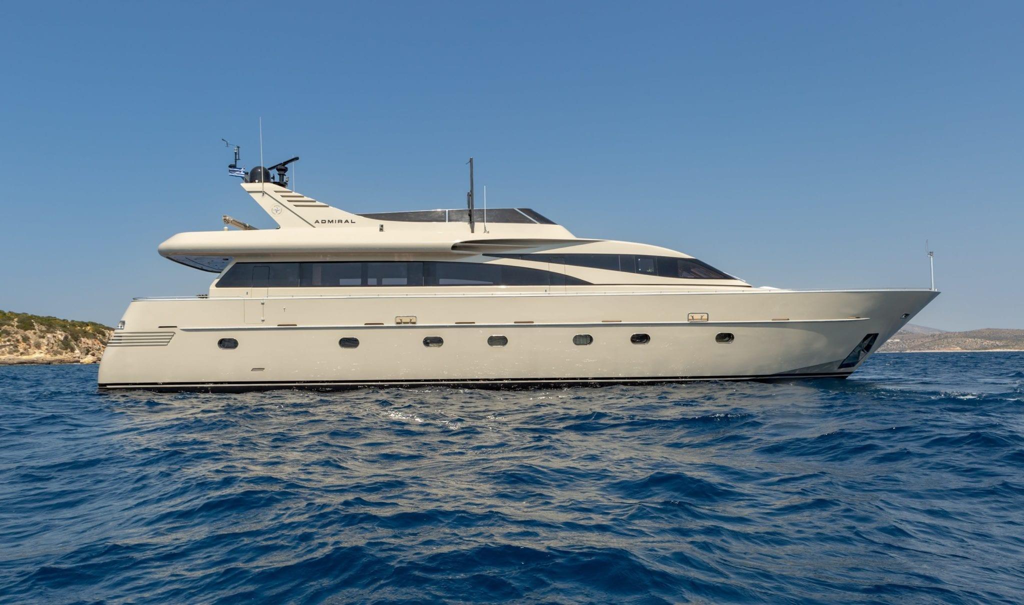 anamel motor yacht profile min -  Valef Yachts Chartering - 0768