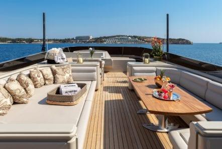 anamel motor yacht sundeck min -  Valef Yachts Chartering - 0766