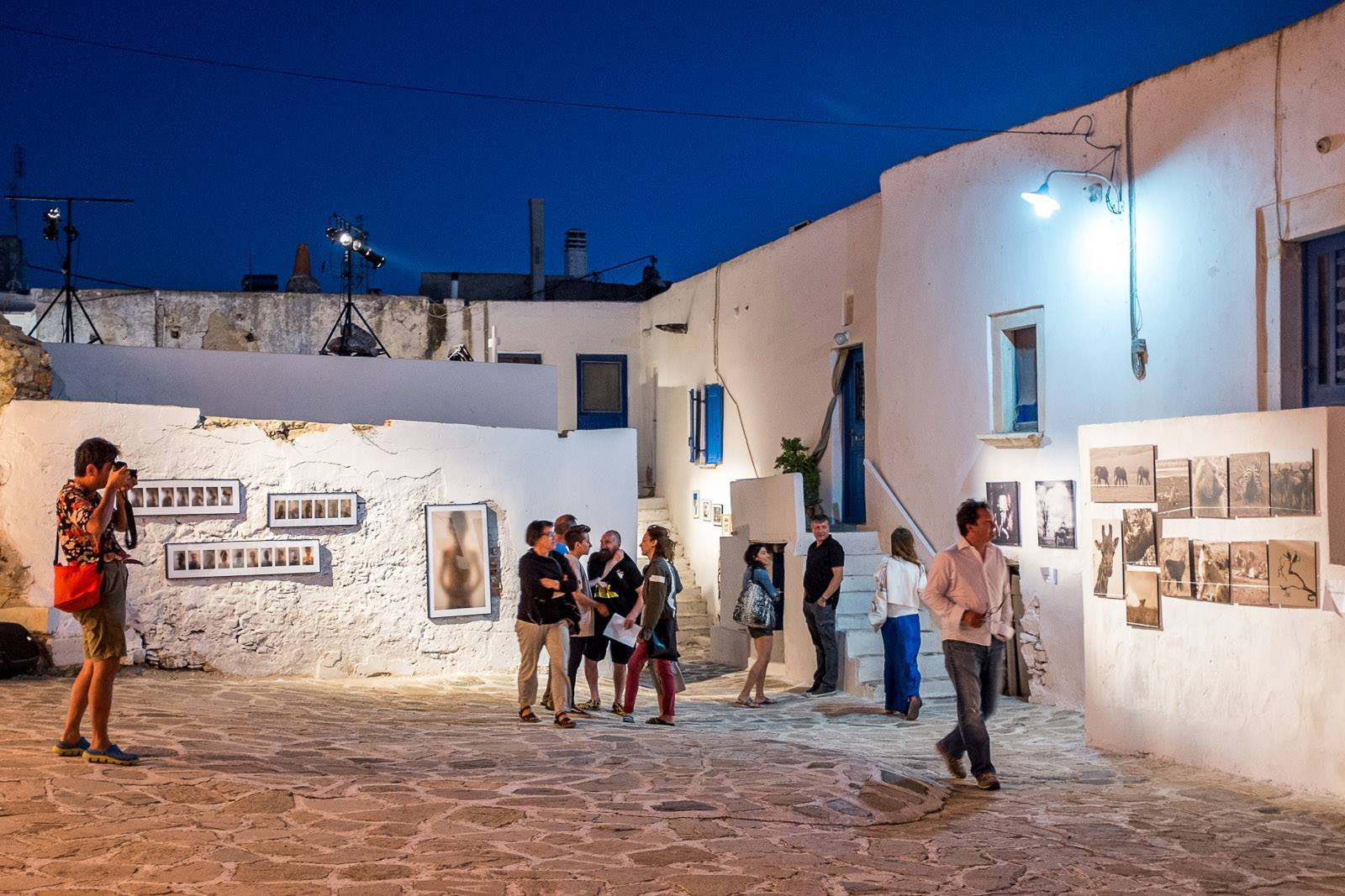 anti paros shopping gallery art shop travel guide - Valef Yachts Chartering - 0745