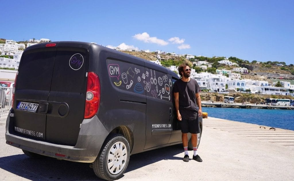 mykonos fitness private training wellness travel guide (1) min -  Valef Yachts Chartering - 0757