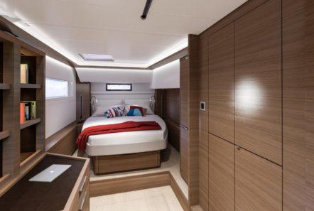 alice catamaran cabins1 -  Valef Yachts Chartering - 0642