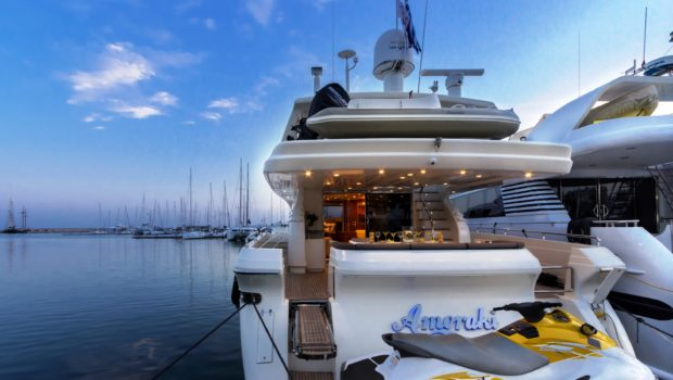 amoraki motor yacht aft1 -  Valef Yachts Chartering - 0733