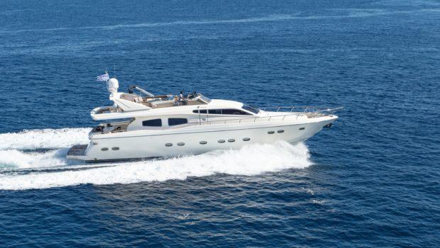 amoraki motor yacht profile (2) -  Valef Yachts Chartering - 0717