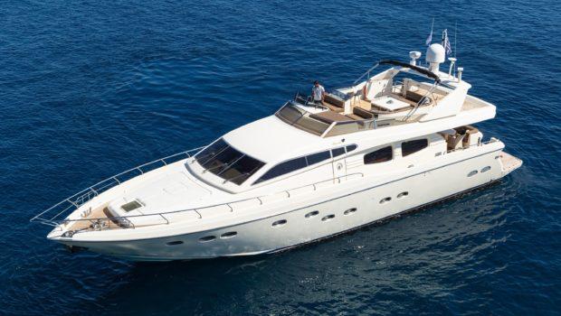 amoraki motor yacht profile (5) -  Valef Yachts Chartering - 0725