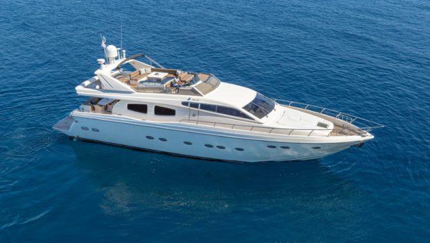 amoraki motor yacht profile (6) -  Valef Yachts Chartering - 0724