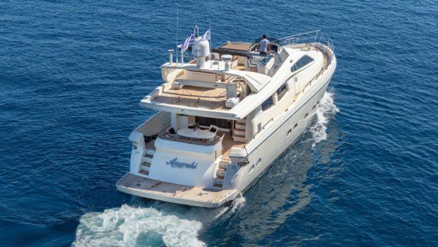 amoraki motor yacht profile (7) -  Valef Yachts Chartering - 0723