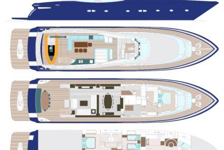 elvi motor yacht layout min -  Valef Yachts Chartering - 0637