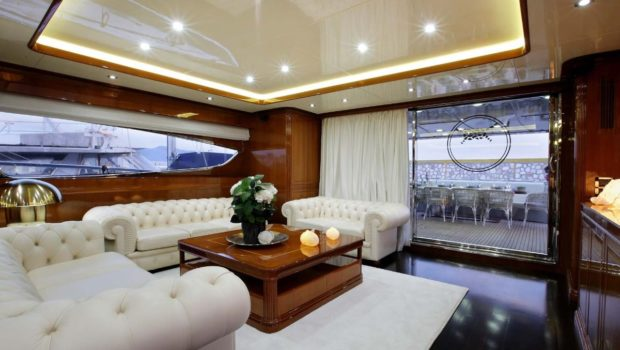elvi motor yacht salon (4) min -  Valef Yachts Chartering - 0629