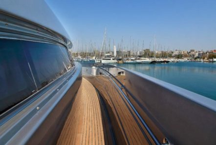 elvi motor yacht side min -  Valef Yachts Chartering - 0628