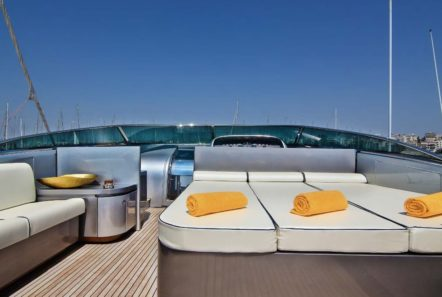 elvi motor yacht sun deck (4) min -  Valef Yachts Chartering - 0624