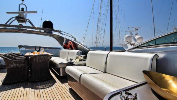 elvi motor yacht sun deck (5) min -  Valef Yachts Chartering - 0623