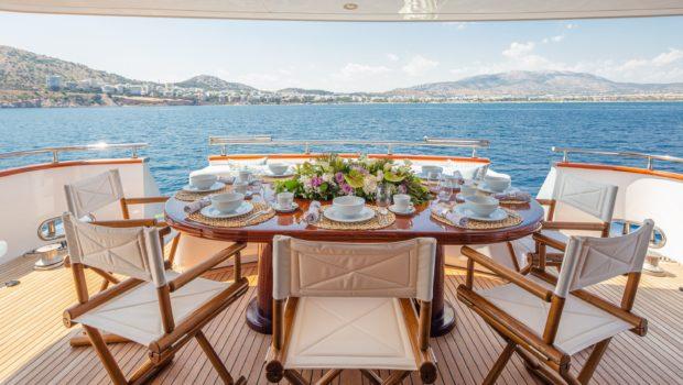 grace motor yacht aft (1) min -  Valef Yachts Chartering - 0695