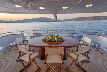 grace motor yacht aft (3) min -  Valef Yachts Chartering - 0693