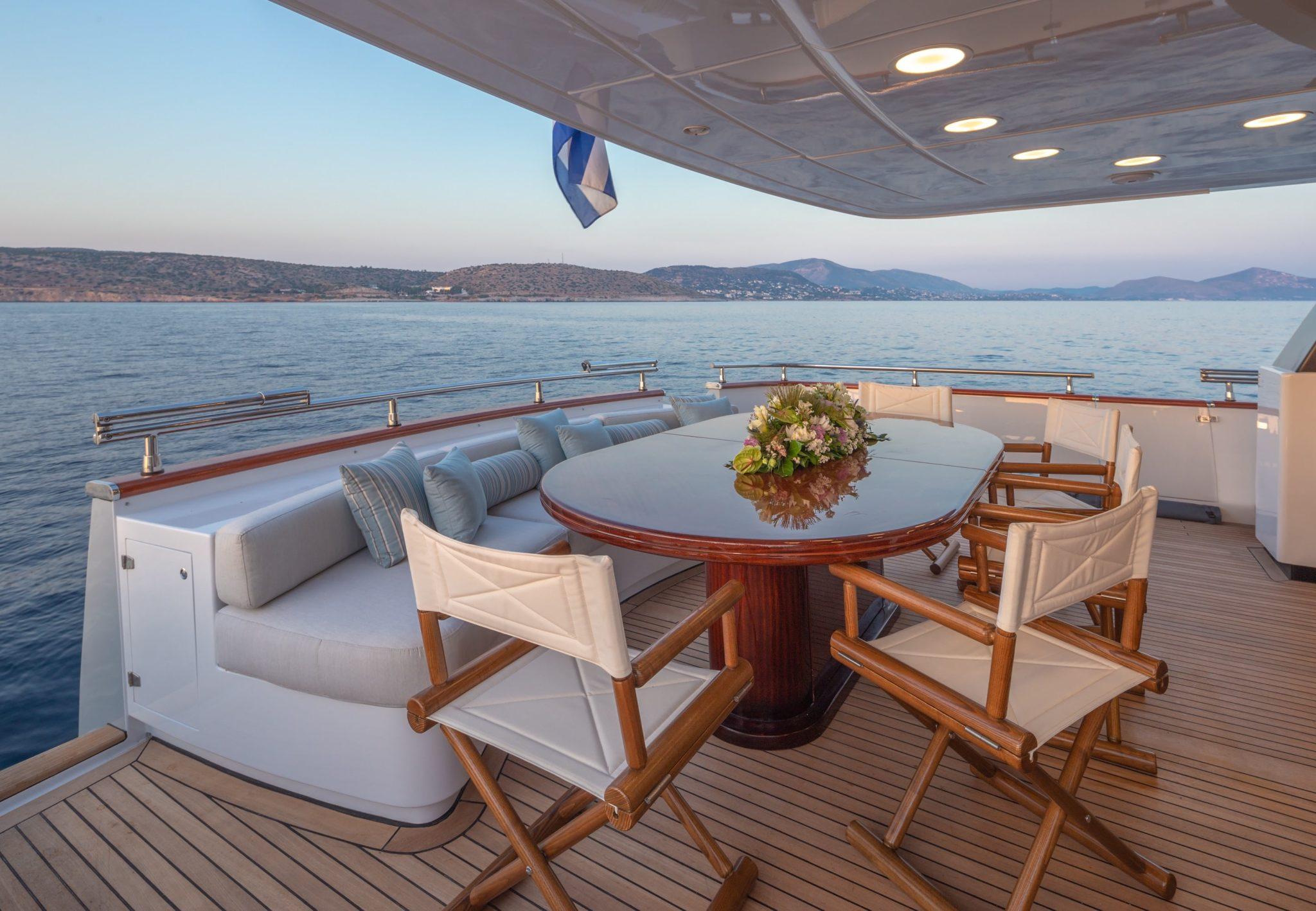 grace motor yacht aft (4) min -  Valef Yachts Chartering - 0692