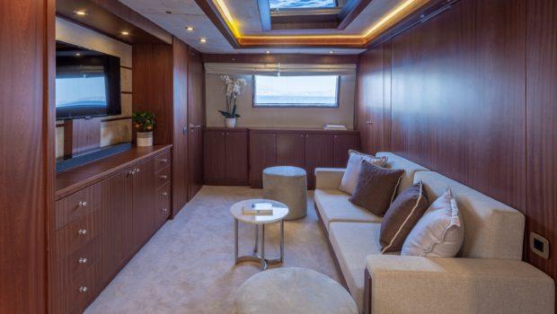 grace motor yacht convertible min -  Valef Yachts Chartering - 0690