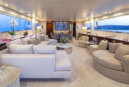 grace motor yacht salon (2) min -  Valef Yachts Chartering - 0676