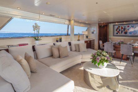 grace motor yacht salon (6) min -  Valef Yachts Chartering - 0672
