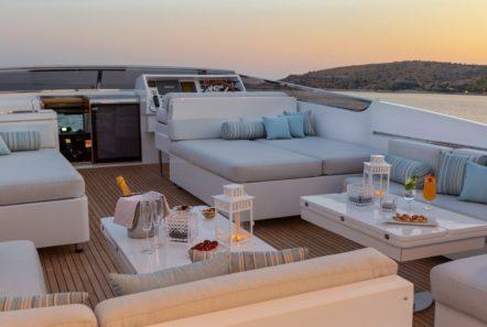 grace motor yacht sundeck (1) min -  Valef Yachts Chartering - 0668