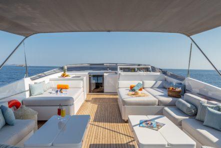 grace motor yacht sundeck (12) min -  Valef Yachts Chartering - 0659