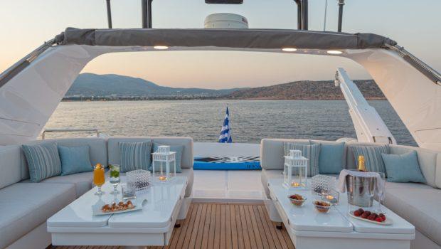 grace motor yacht sundeck (13) min -  Valef Yachts Chartering - 0658