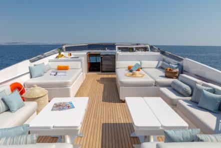 grace motor yacht sundeck (2) min -  Valef Yachts Chartering - 0667