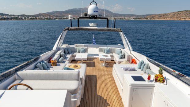 grace motor yacht sundeck (7) min -  Valef Yachts Chartering - 0663