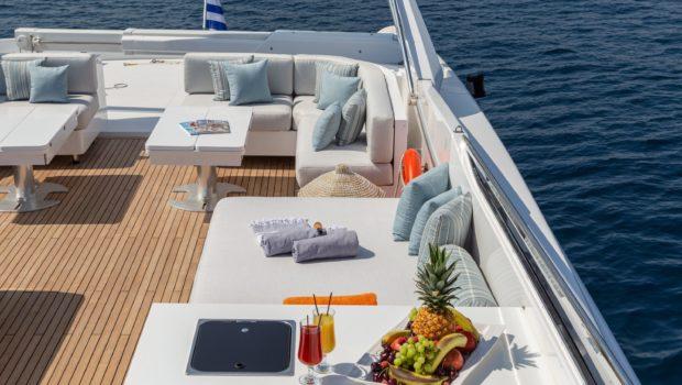 grace motor yacht sundeck (8) min -  Valef Yachts Chartering - 0662