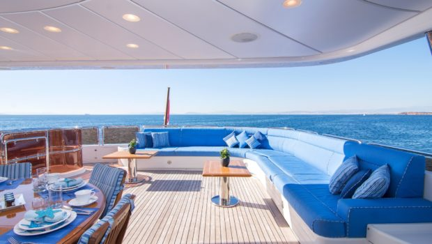 plan b motor yacht aft deck min -  Valef Yachts Chartering - 0702