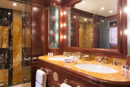 plan b motor yacht vip bath min -  Valef Yachts Chartering - 0707