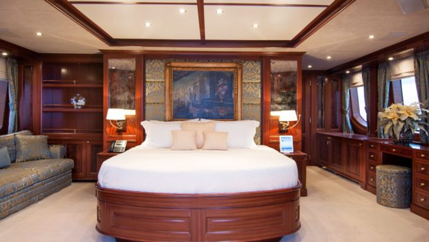 plan b motor yacht vip stateroom (1) min -  Valef Yachts Chartering - 0706