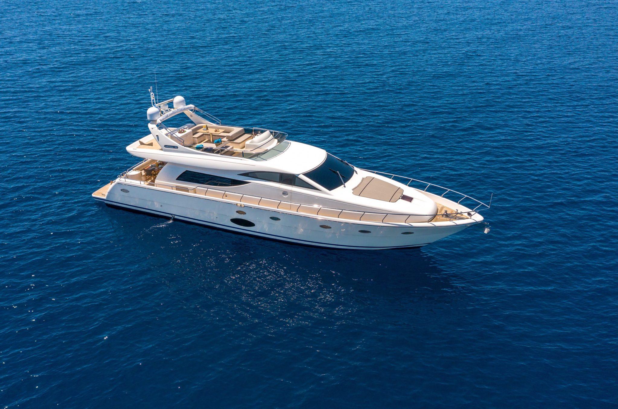 Legend Exterior min -  Valef Yachts Chartering - 0455