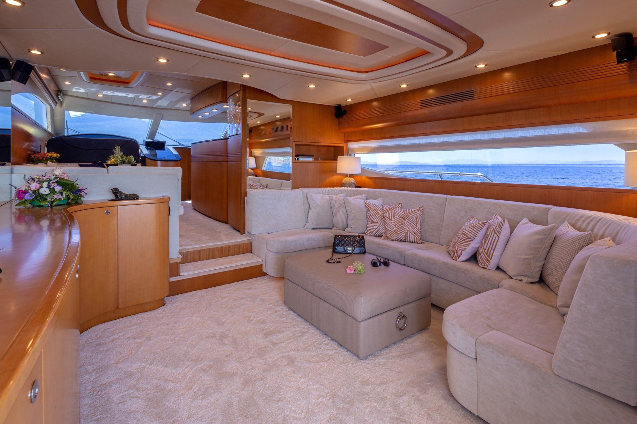 Legend Saloon min -  Valef Yachts Chartering - 0453