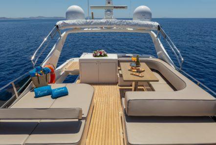 Legend Sundeck min -  Valef Yachts Chartering - 0452