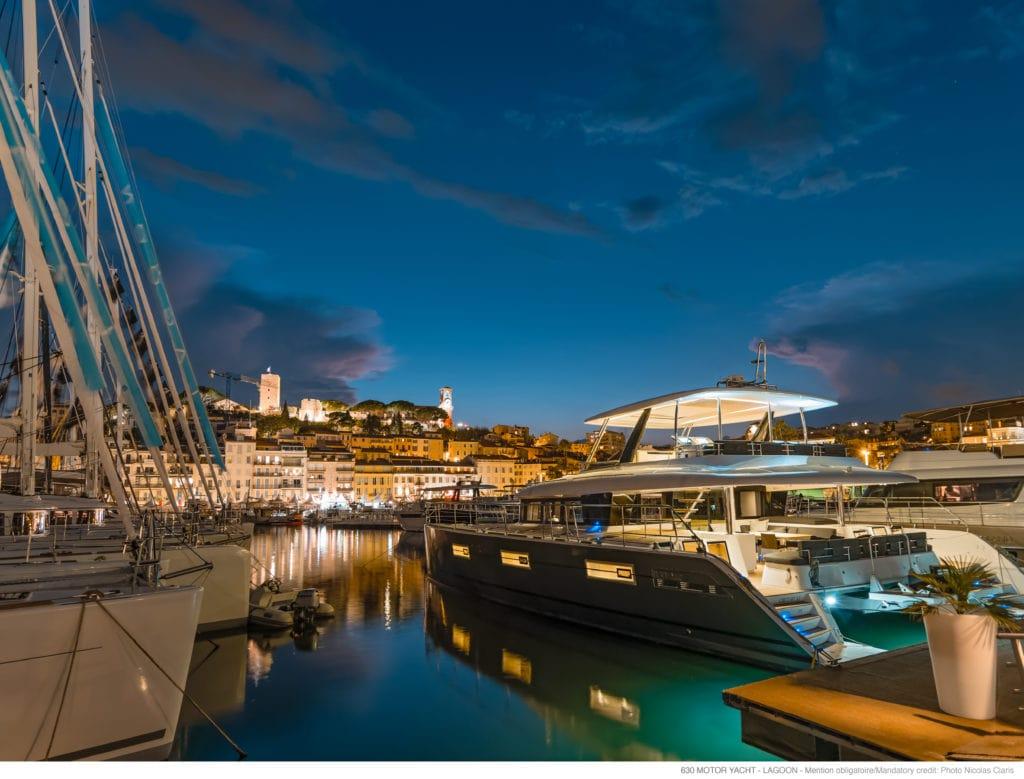 galux one catamaran eve min -  Valef Yachts Chartering - 0493