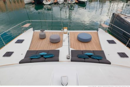 galux one catamaran exteriors (1) -  Valef Yachts Chartering - 0492