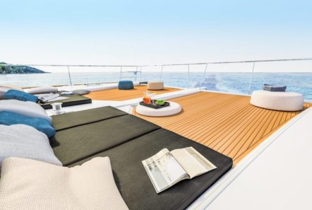 galux one catamaran exteriors (4) -  Valef Yachts Chartering - 0489
